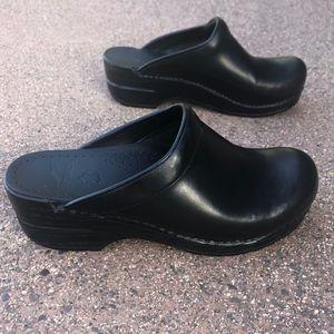 Black DANSKO Clogs   37